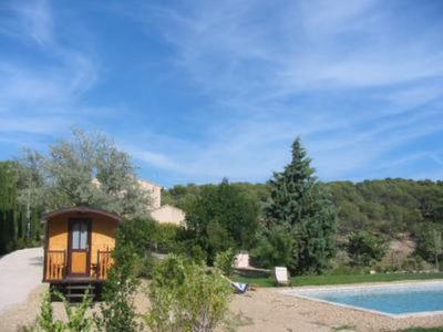 Photo for Caravan in Provence 2/3 pers charm and comfort