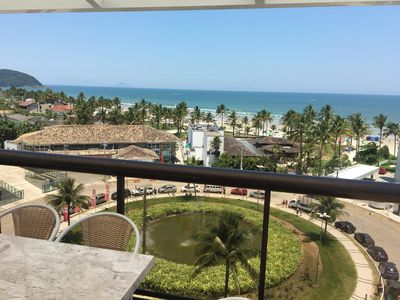 Photo for Penthouse Duplex WOW, 170m², Foot on the Sand, Gourmet Balcony, Fantastic View ...
