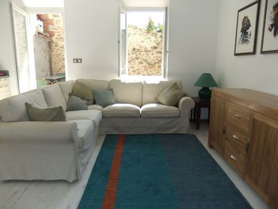 Photo for 2 Bed Apartment, sleeps 4, in heart of Ceret