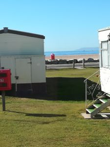 Photo for Bunn Leisure West Sands holiday park 3 bedroom 8 berth caravan with Sea view