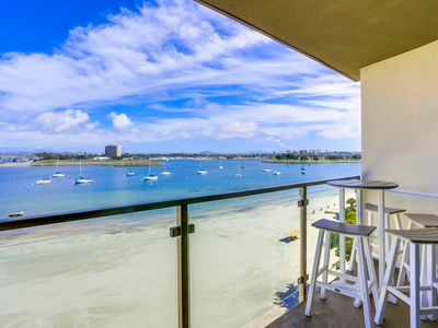 Photo for Waterfront Penthouse w/ Fast Wifi, 2 Parking Spaces