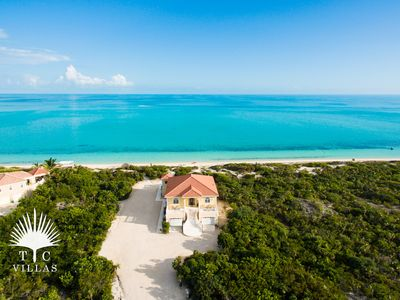Photo for TC Villas // Sandy Beaches // Secluded Beach Vacation
