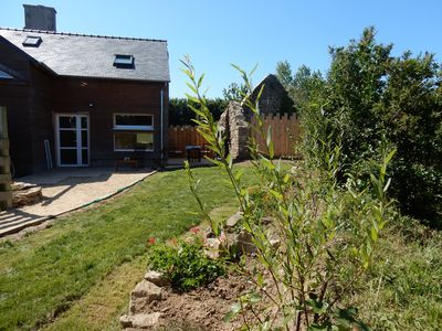 Photo for Cottage 2 pers near the sea in the quiet countryside. Closed ground. Bicycles ..