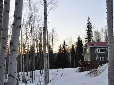 Photo for The perfect combination of cabin and house