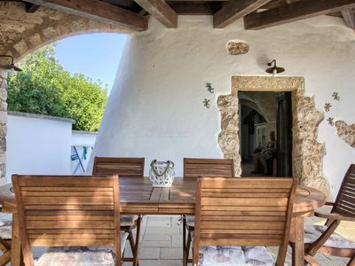 Photo for Trullo Settemisi - Two Bedroom Cottage, Sleeps 4
