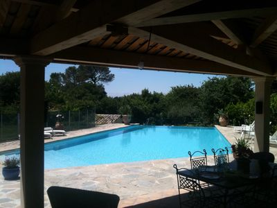 Photo for 5BR Villa Vacation Rental in Sommières, Occitanie