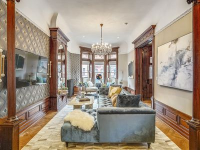 Photo for Stayloom's One-Of-A-Kind Brownstone | 5 min to A/C