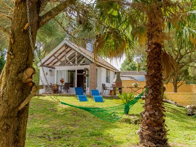 Photo for Beautiful independent Bungalow near the beach in Zahora