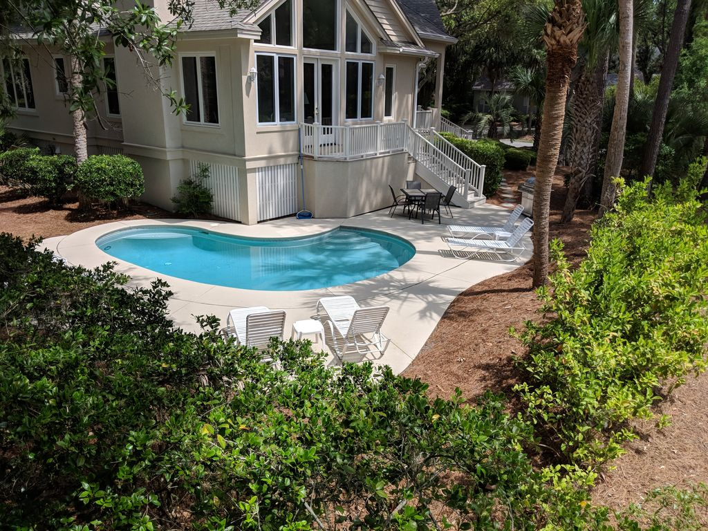 Palmetto Dunes Luxury 5 Star Home Book Vrbo