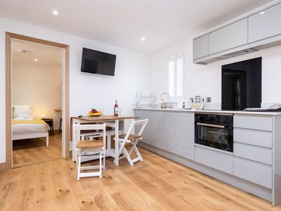 Photo for Three Tuns Apartments - Weeping Willow - sleeps 2 guests  in 1 bedroom