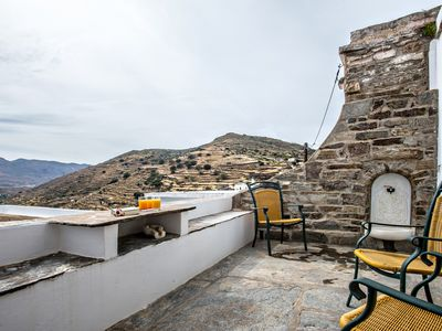 Photo for Cycladic Traditional Villa in Tinos!