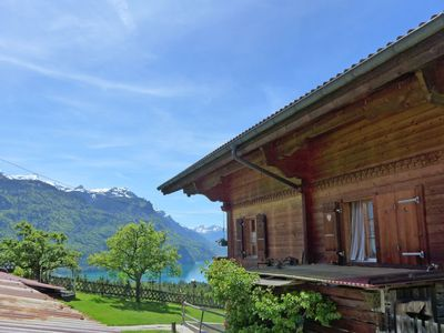 Photo for Apartment Boden 19 in Brienz - 4 persons, 2 bedrooms