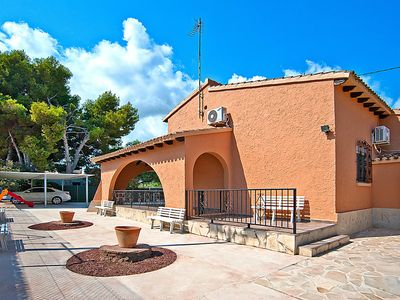 Photo for Vacation home Limoges in Jávea/Xàbia - 8 persons, 3 bedrooms