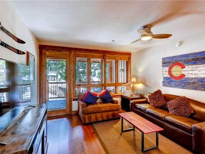 Photo for Ski-in/ski-out luxury condo with outdoor pool & hot tubs