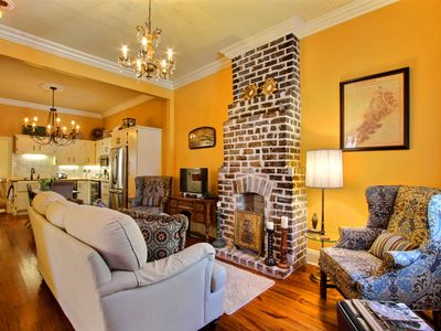 Photo for Beautiful Cottage Style Home on Harris St. in Downtown Savannah