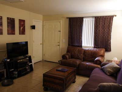 Photo for Cute condo in gated community minutes from Downtown Tucson!