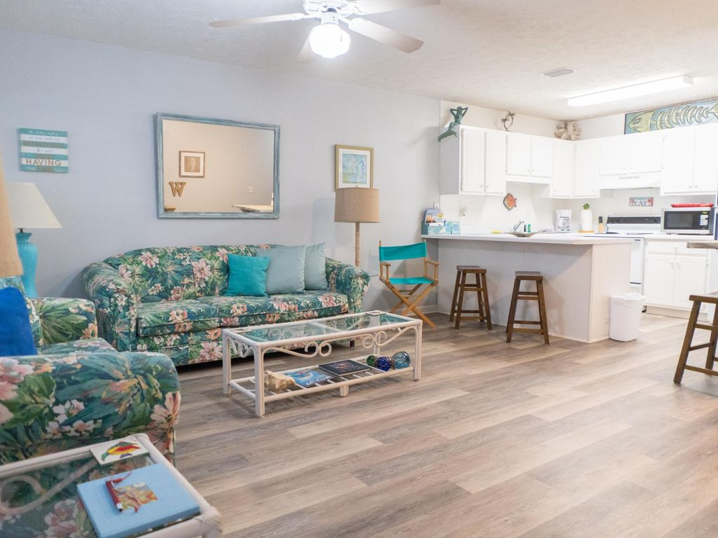 Wendwood G3 One Bedroom Beach Front Condo Panama City Beach Florida Panhandle Florida