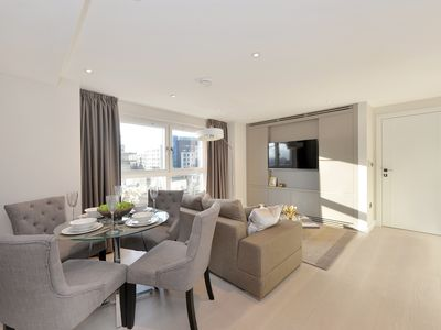 Photo for Beautiful Furnished Modern Two Bedroom Apartment Victoria, London.