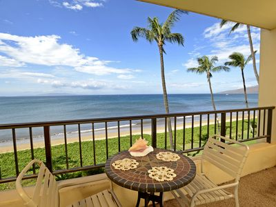 Photo for UP TO 25% OFF!!!  Sugar Beach Resort 1BR Ocean Front  #324