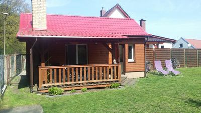 Photo for Holiday house Karsibór for 2 - 5 persons with 1 bedroom - Holiday house