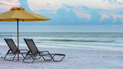 Photo for Stay In Luxury On Hyatt Siesta Key Beach At Hyatt Residence Club