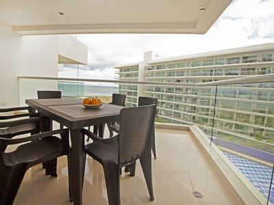 Photo for 2BR Apartment Vacation Rental in Cartagena, Bolivar