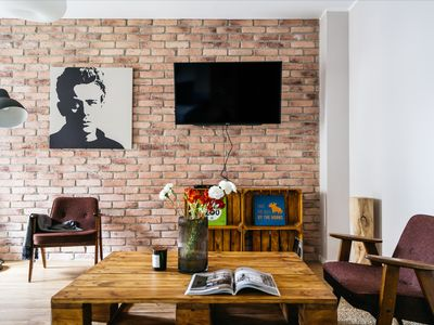 Photo for Unique & unusual apartment in heart of Jewish Quarter*BREAKFAST OFFER