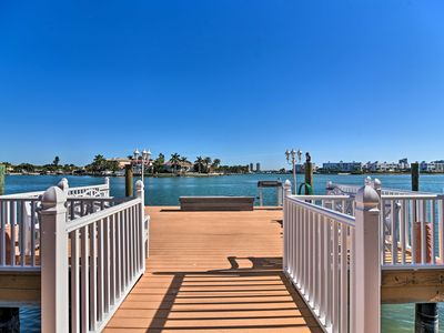 Photo for 1BR Condo Vacation Rental in St Pete Beach, Florida