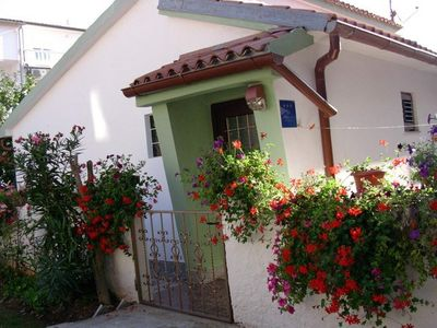 Photo for Separate cottages, fully equipped, 1500m from the beach