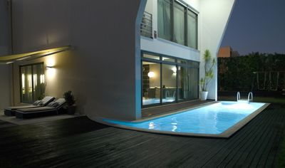 Photo for Villa Fratellis - Golf Resort with private pool