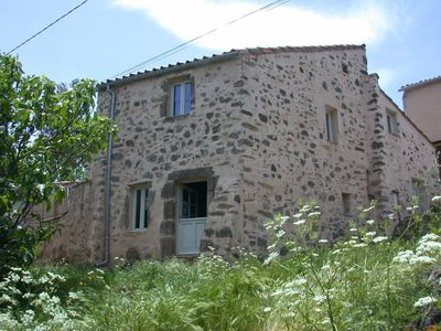 Photo for La Bergerie de la Plume - Hamlet of Cauduro (2 bedrooms - 4 people)
