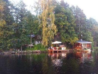 Photo for Vacation home Elsanranta in Leppävirta - 10 persons, 2 bedrooms