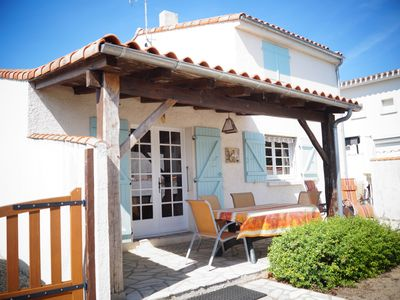 Photo for House 6/8 people in l'Aiguillon sur Mer with enclosed garden