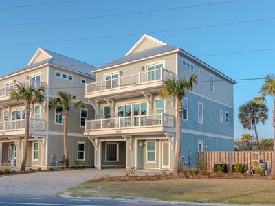 Photo for Bare Feet! Beach Vacation Home with Private Pool, Sleeps 20 Guests