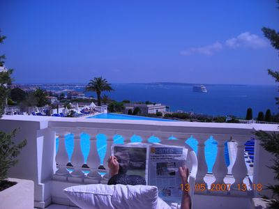 Photo for Weekly rental offer, residence villa Francia