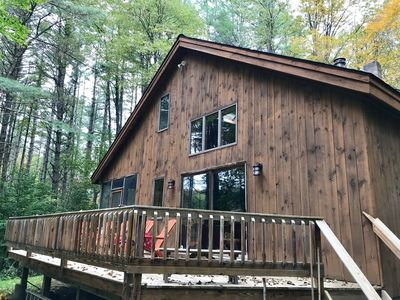 Cozy Chalet,Lake Pauline, Lake Rescue,and 2 miles to Okemo Mt