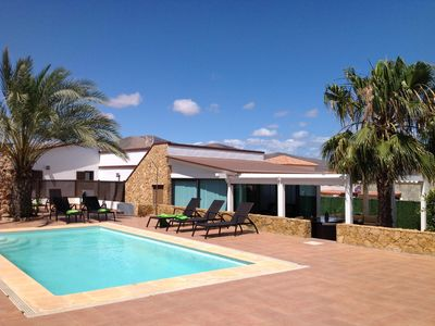 "Photo for ""VILLA COBAS"", INDIVIDUAL, PRIVATE, SWIMMING POOL (OPTIONAL), PARKING, WIFI"