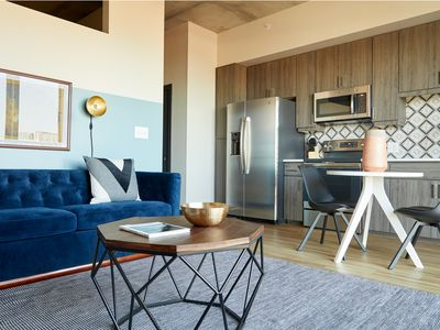 Photo for Sonder | Mill Ave | Picturesque 1BR + Kitchen