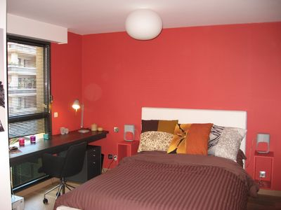 Photo for View Ste Victoire contemporary deluxe apartment in the new downtown of Aix en Pr