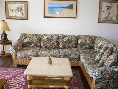 Photo for OCEAN FRONT!! 2BR/2BA w/Hawaiian Themes Throughout