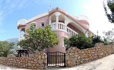 Photo for Nice seaside apartment in the nice house within the nature park Velebit