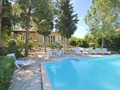 Photo for RUSTIC, Country house with swimming pool in Mancor de la Vall