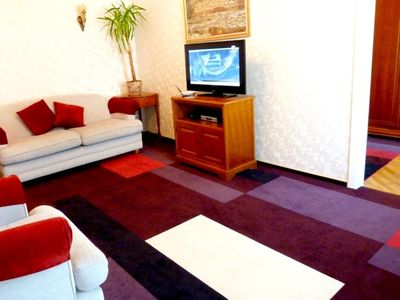Photo for Cozy apartment near the metro station
