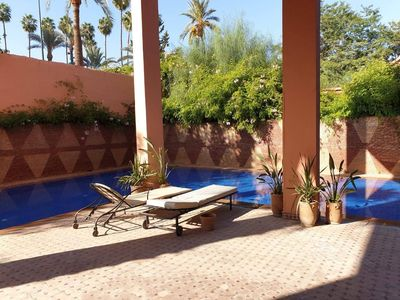 Photo for Luxury Pool-Centrum Hivernage + SERVICES