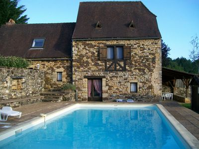 Photo for LA BARONNIE 4/6 pers 24260 Audrix near the most visited sites of Périgord Noir