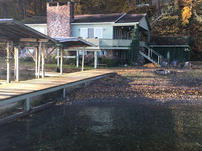 Spotted Sandpiper Lake House