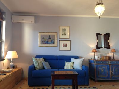 Photo for Delightful one-room flat with sea view