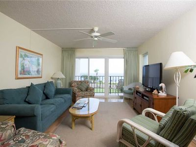 Photo for Enjoy the Beach on St Simons Island!  Pool, Beach Access, Fitness Center, Tennis!