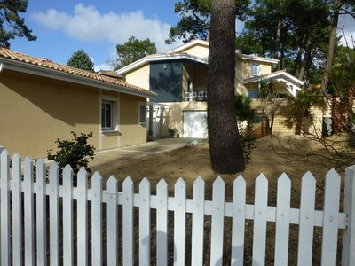 Photo for Arcachon, cabin studio in villa, residential development