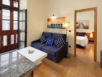 Photo for Old town apartment for two, with WiFi